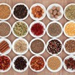 Постер, плакат: Spice and Herb Sampler