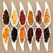 Dried Fruit Variety — Stock Photo