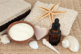 Natural Skincare Products — Stock Photo