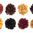 Stock Photo: Fruit Sampler
