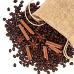 Cinnamon Coffee — Stock Photo #22373181
