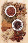 Herbal Medicine — Stock Photo