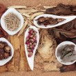 Chinese Herbal Medicine — Stock Photo #23814237