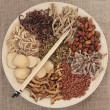 Chinese Herbal Mediicne — Stock Photo
