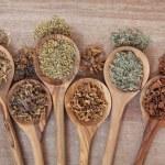 Natural Health Remedies — Stock Photo