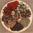Stock Photo: Chinese Herbal Medicine