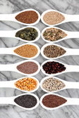 Healthy Seed Selection — Stock Photo