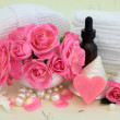 Rose Beauty Treatment — Stock Photo