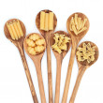 Pasta Types — Stock Photo