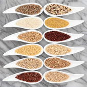 Healthy Grain Food — Stock Photo
