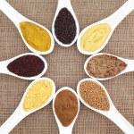 Mustard Variety — Stock Photo