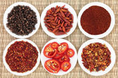 Hot Pepper Spice — Stock Photo