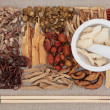 Stock Photo: Traditional Chinese Medicine