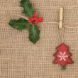Christmas Decoration — Stock Photo #29877155