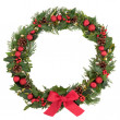 Festive Wreath — Foto Stock
