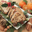Christmas Food — Stock Photo
