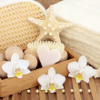 Natural Cleansing Products — Stock Photo