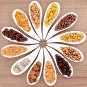 Breakfast Cereals — Stock Photo