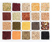 Pulses Health Food — Stock Photo