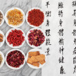 Chinese Herbal Medicine — Stok fotoğraf