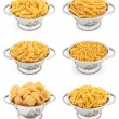 Pasta Selection — Stock Photo