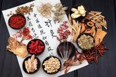 Acupuncture Alternative Medicine — Stock Photo