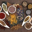 Herbal Medicine — Stock Photo #40260311