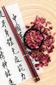 Rose Flower Medicine — Stock Photo