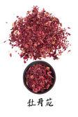 Peony Flower Medicine — Zdjęcie stockowe