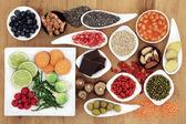 Healthy Super Food — Stock Photo