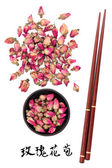 Rose Flower Buds — Stock Photo