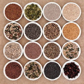 Healthy Seeds — Stock Photo