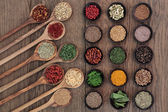 Food Seasoning — Stock Photo