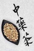 Licorice Herbal Tea — Foto Stock