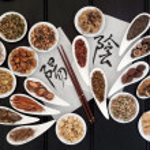 Постер, плакат: Yin and Yang Herbs