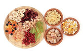 Healthy Dried Fruit — Stock Photo