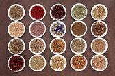 Medicina herbaria natural — Foto de Stock
