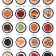 Dried Fruit Sampler — Stock Photo #48705471