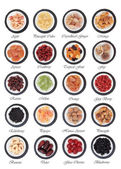 Dried Fruit Sampler — Stock Photo