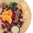 Mulled Wine Ingredients — Stock Photo #49481171