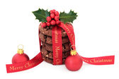 Christmas Temptation — Stock Photo