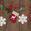 Christmas Decorations — Stock Photo #50435361