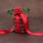 Christmas Temptation — Stock Photo