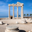 Temple of Apollo ruins — Stock Photo