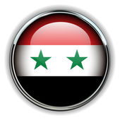 Syria button — Stock Vector