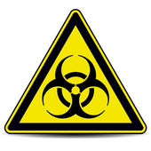 Biohazard, sign. — Stock Vector
