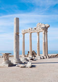 Temple of Athena — Stock Photo