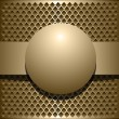 Royalty-Free Stock Vector Image: Background metallic