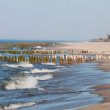 Baltic coast — Stock Photo