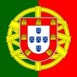 Постер, плакат: Portugal coat of arms